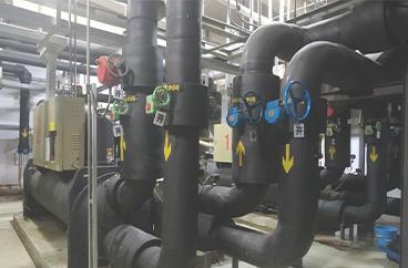 中央空调管路改造