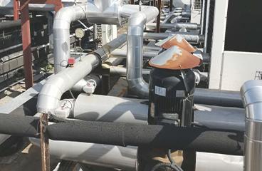 空调水泵变频改造